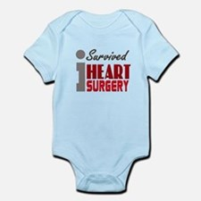 Heart Surgery Survivor Body Suit