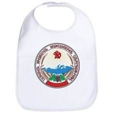 Armenia SSR Coat Of Arms Bib