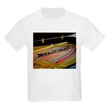 Clarinet in Piano Kids T-Shirt