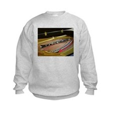 Clarinet in Piano Sweatshirt