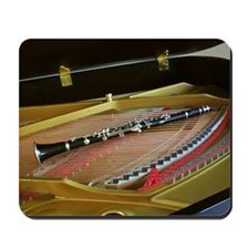 Clarinet in Piano Mousepad