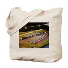 Clarinet in Piano Tote Bag