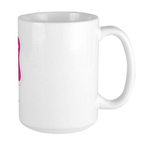 Mug: Belief in Pink