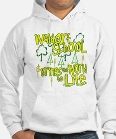 Brings the World to Life Hoodie