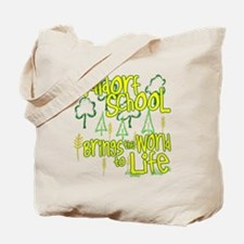 Brings the World to Life Tote Bag