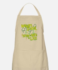 Brings the World to Life BBQ Apron