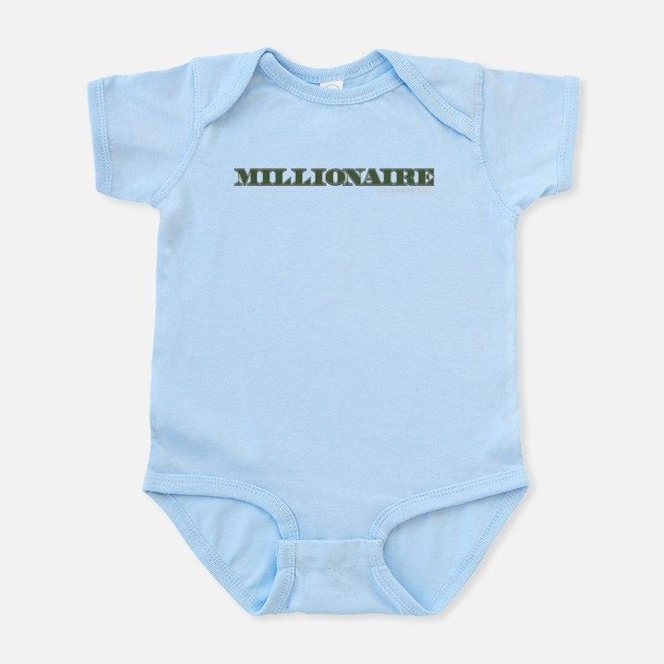 Millionaire Infant Bodysuit