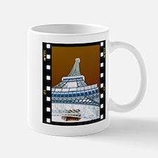 Eiffel Tower Negative Mug