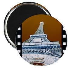 Eiffel Tower Negative Magnet