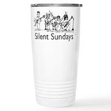 Unique News groups Travel Mug