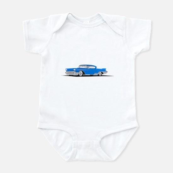 Blue Caddi Infant Bodysuit
