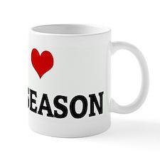 I Love TAX SEASON Mug