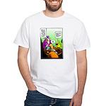 Good Poker Hand White T-Shirt