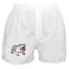 Bulldog gifts for women Boxer Shorts