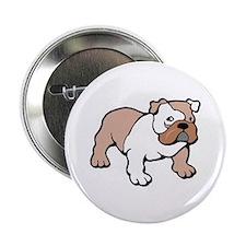 Bulldog gifts for women Button