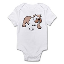 Bulldog gifts for women Infant Creeper