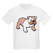 Bulldog gifts for women Kids T-Shirt