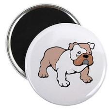 Bulldog gifts for women Magnet