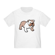 Bulldog gifts for women Toddler T-Shirt