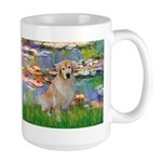 Lililes (#2)-Golden 10 Large Mug