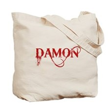 Two Brothers Damon Tote Bag