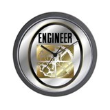 Civil engineering Wall Clocks