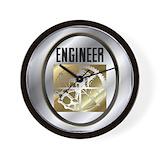 Engineering Wall Clocks