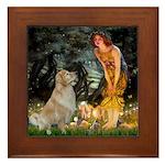 MidEve-Golden 11 Framed Tile