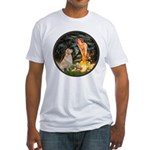MidEve-Golden 11 Fitted T-Shirt