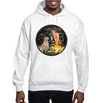 MidEve-Golden 11 Hooded Sweatshirt