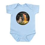 MidEve-Golden 11 Infant Bodysuit