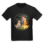 MidEve-Golden 11 Kids Dark T-Shirt