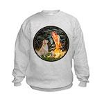 MidEve-Golden 11 Kids Sweatshirt