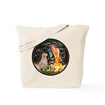 MidEve-Golden 11 Tote Bag