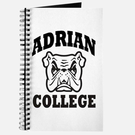 adrian college bulldog wear Journal