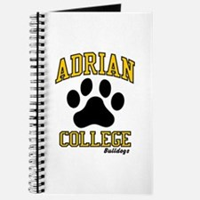 Cute Adrian Journal