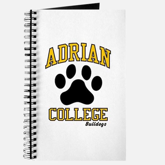 Cute Adrian Journal