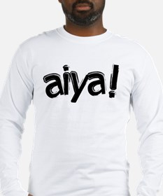 aiya! Men's Long Sleeve Shirt