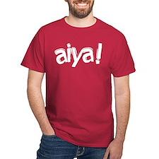 aiya! Men's T-Shirt (Dark)
