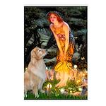 MidEve-Golden 11 Postcards (Package of 8)