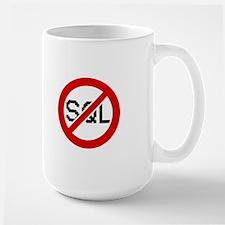 """No SQL"" Large Mug"