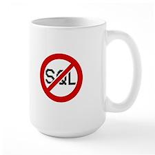 """""""No SQL"""" Mug"""