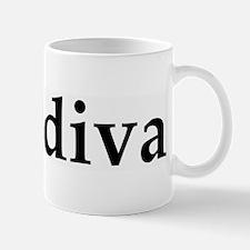 Funny Prima donna Mug