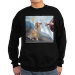 God's Golden (#11) Sweatshirt (dark)