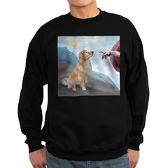 God's Golden (#11) Sweatshirt (dark)