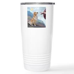 God's Golden (#11) Travel Mug