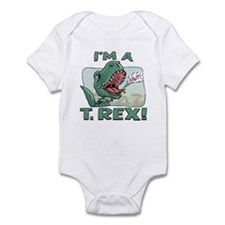 I'm a T. Rex Onesie
