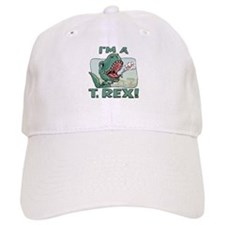 I'm a T. Rex Baseball Baseball Cap
