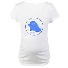 Blue Dog Logo Shirt