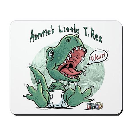 Auntie's T Rex Mousepad